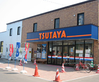 TSUTAYA 余市店