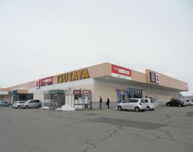 TSUTAYA 湯沢店