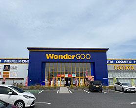 WonderGOO TSUTAYA 下館中央店
