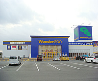 WonderGOO TSUTAYA 東店