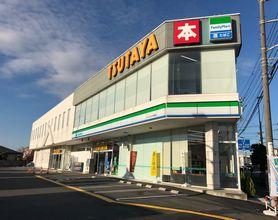 TSUTAYA 大宮指扇店