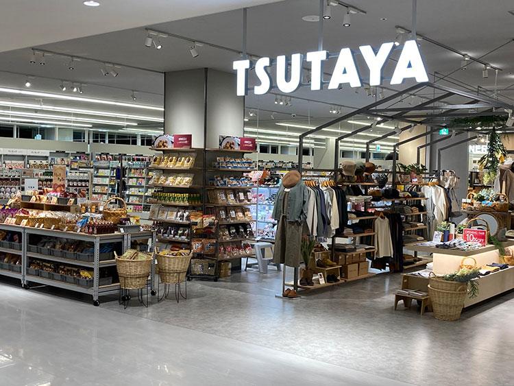 TSUTAYA 行田門井店