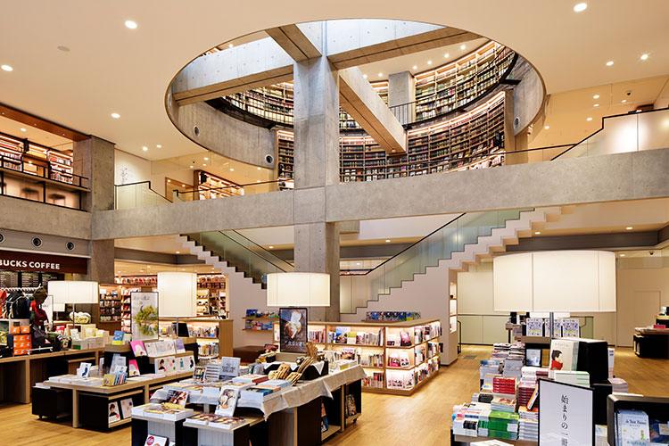 蔦屋書店 海老名市立中央図書館