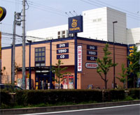 TSUTAYA 夙川店